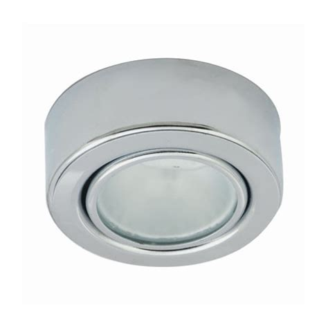 Ansell Polished Chrome 20w Low Voltage Cabinet Light At Uk Low Voltage Cabinet Lights