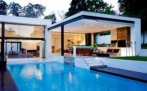 luxury home plans with pools house design ideas modern magazin