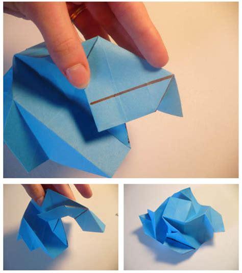 cara membuat origami ikan mudah cara membuat origami bunga mawar biru tutorial kerajinan