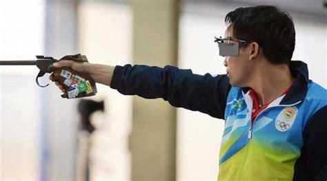 olympics day 9 shooting india shooting 2016 olympics manavjit singh sandhu