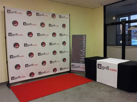 design red carpet backdrop step and repeat red carpet backdrop banner 4 w x 8 h