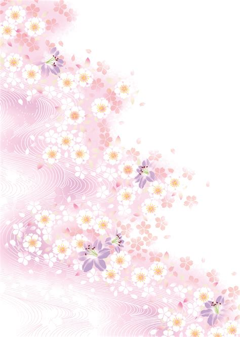 flower wallpaper vector free download floral background powerpoint backgrounds for free