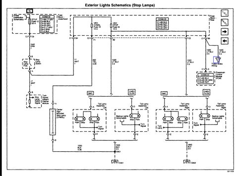 2006 trailblazer radio wiring diagrams autos post