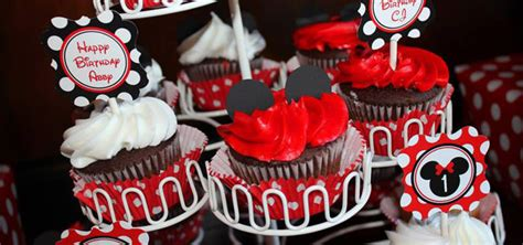 Karas Party  Ee  Ideas Ee   Mickey Minnie Mouse Themed First