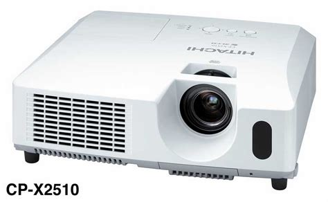 hitachi cp x2510 3lcd projector review audioholics
