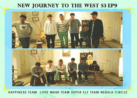 dramacool new journey to the west 4 super elf team new journey to the west s3 ep09