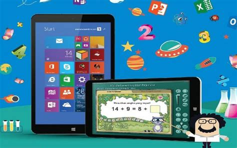 Tablet Pendidikan gramediabook tablet pintar intel berbasis edukasi okezone techno