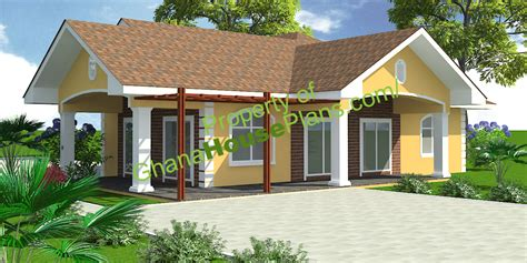 spacious 3 bedroom house plans ghana house plans larbi house plan