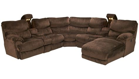 Sectional Sofas With Cup Holders Omg Comfy Sectional With Recliners And Cup Holders Dreamcouch Home Decor
