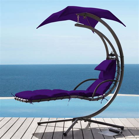 helicopter swing helicopter dream chair purple 163 145 28 garden4less uk shop