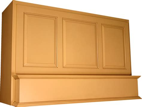 Cabinet Sizes Kitchen by Custom Range Hoods With Removable Panels For Easy