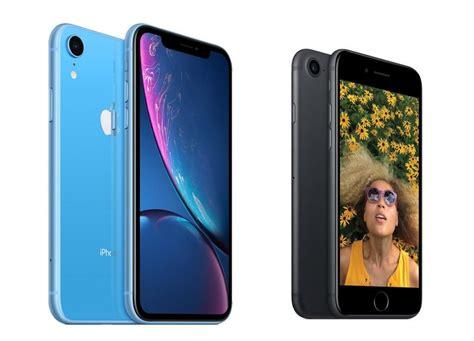 iphone xr vs iphone 8 vs iphone 7 lohnt sich ein upgrade handy de