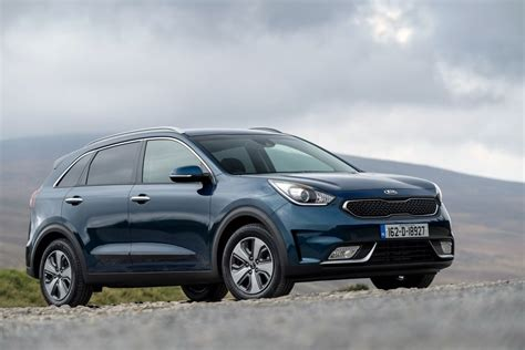 Niro Kia Used Kia Niro 2017 Ex 1 6 Gdi Hybrid 141ps Automatic For