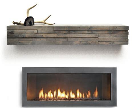 Dogberry collections modern fireplace mantel shelf amp reviews wayfair