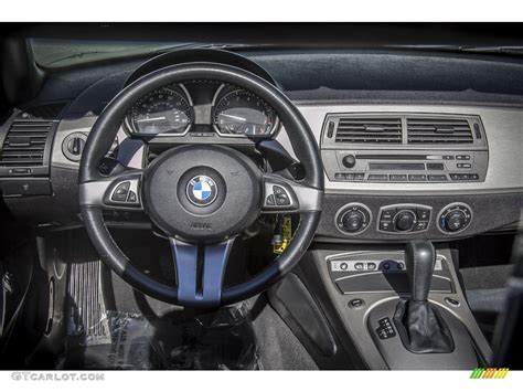 bmw z4 dashboard 2004 bmw z4 2 5i roadster black dashboard photo 87914676