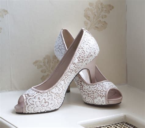 Wedding Dresses Shoes by Beautiful Bridal Shoes To Match Your Gown Easy Weddings Uk