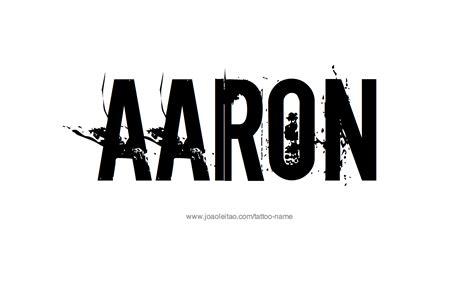 name a aaron name designs