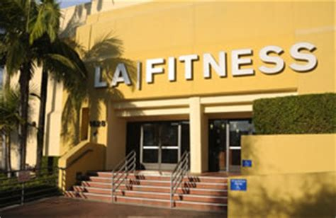 la fitness gym info los angeles   el centro avenue
