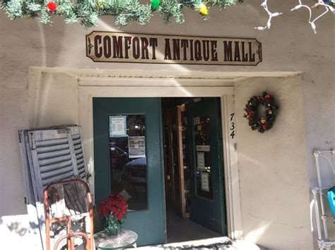 Absolutely Wonderful Comfort Antique Mall Comfort