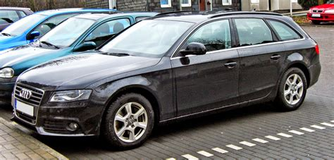 Audi A4 Avant 2009 by 2009 Audi A4 Avant B8 Pictures Information And Specs