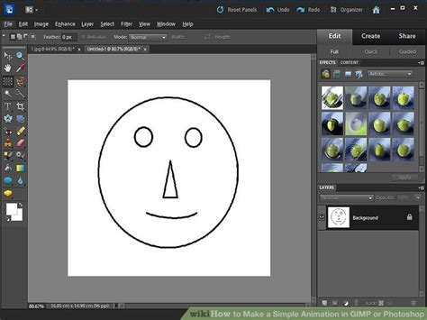tutorial gimp animation how to make animated gif using gimp howsto co