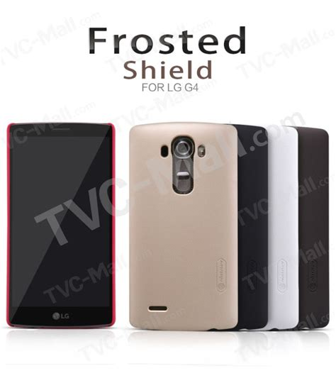 Casing Hp Lg G4 Stylus The Flash Logo Custom Hardcase nillkin frosted shield for lg g4 stylus g stylo with screen protector black