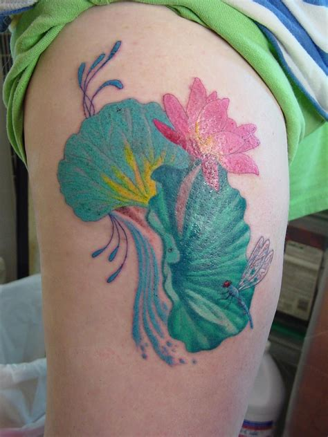 water lily tattoos tattoos designs ideas and meaning tattoos for you