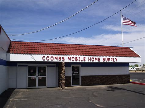 coombs mobile home supply