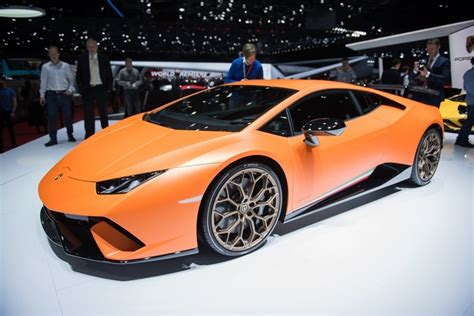 Lamborghini Top Speed 2017 Lamborghini Huracan Perfomante Picture 709689 Car