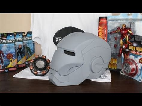 iron man helmet competition announcement july august