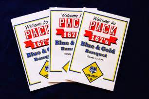 Cub Scout Blue And Gold Program Template by Akela S Council Cub Scout Leader Blue Gold