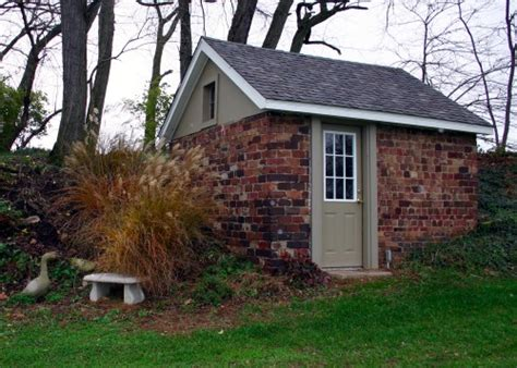 Brick Shed Plans by Build A Storage Building A Five Step Guide For Building A