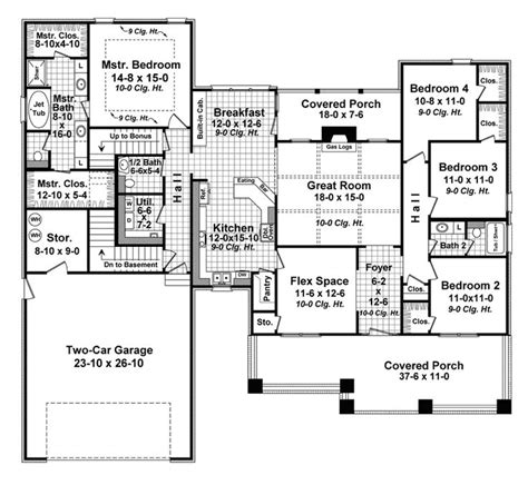craftsman cottage floor plans 155 best house plans images on arquitetura house layouts and house plans