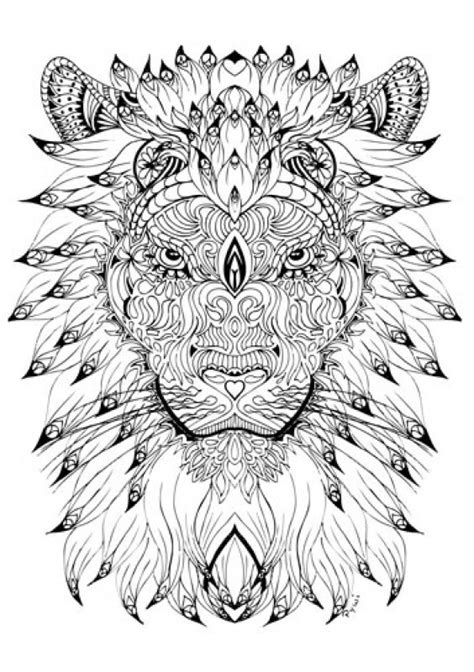 Free Printable Coloring Pages For Lion Kingl