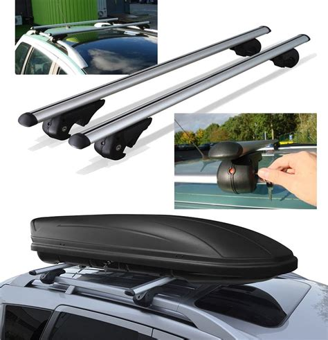2013 Subaru Forester Roof Rack by Locking Roof Rack Bars 320l Box Fits Subaru Forester