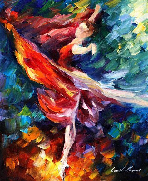 Leonid Afremov S Modern Impressionistic Paintings Hd