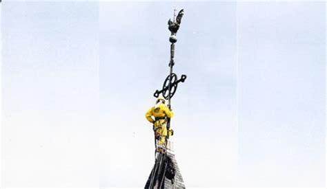 installation d un paratonnerre 2341 trapeze installe vos paratonnerres