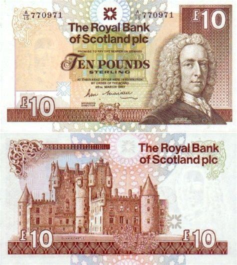 aktienkurs royal bank of scotland 853 best images about banknotes from around the world on