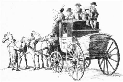 a chaise and four travel in sense sensibility part iv carriages cont