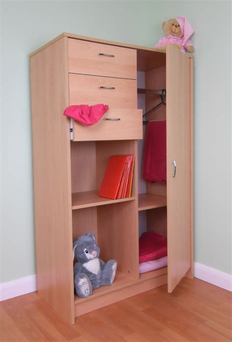 Tallboy Wardrobe With Drawers by Billy Small Wardrobe Tallboy With Drawers M1970 M1980
