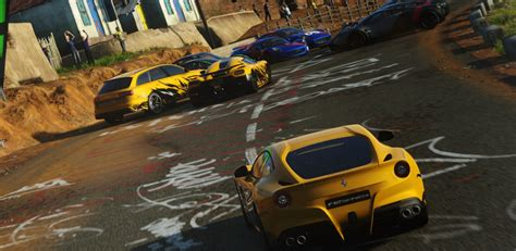 driveclub ps4 driveclub review ps4 exclusive racer stuck in the middle