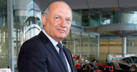 mclaren ceo dennis ousted as mclaren ceo