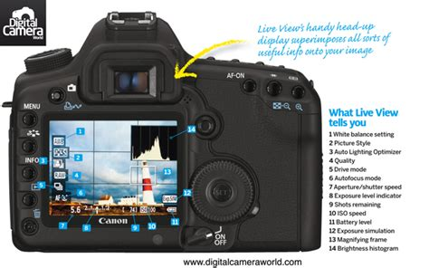 live view what is live view telling you free photography