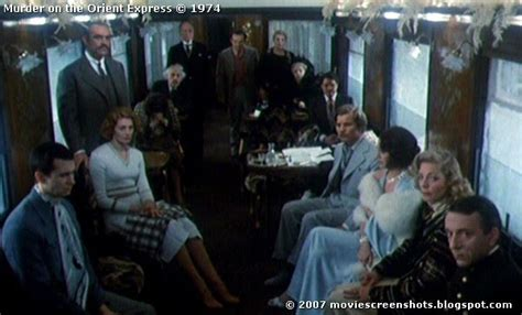 Murder Orient Express 1974 Film The Rush Blog Quot Murder On The Orient Express Quot 1974 Review