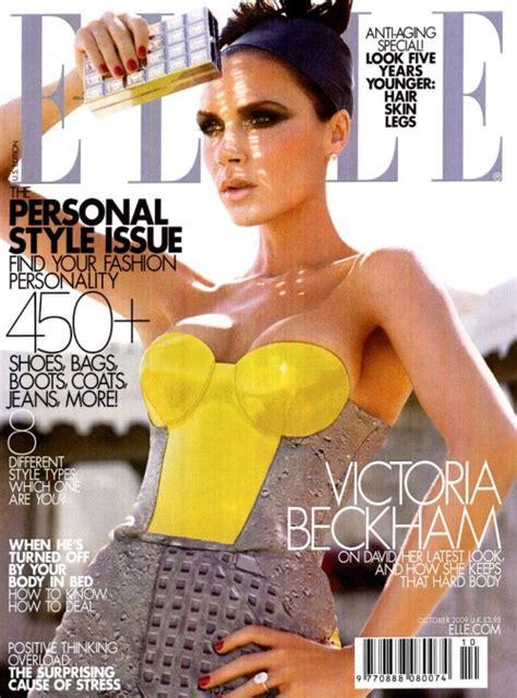 Best Magazine Covers For October by Beckham Magazine October 2009 Popcrunch