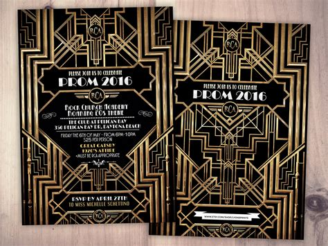 themes in great gatsby sparknotes great gatsby prom invitation roaring 20 s hollywood film