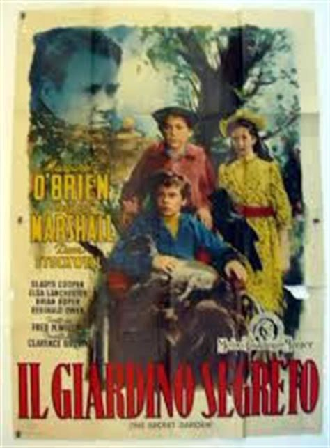 trama giardino segreto il giardino segreto 1949 1949 filmscoop it
