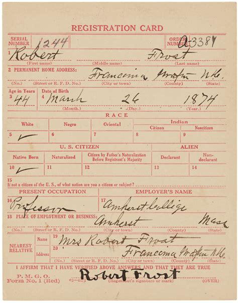 cold war service certificate massgov us national archives exhibits world war i draft