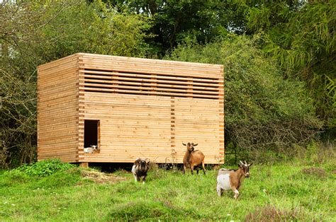 The Goat Shed by Goat Barn Bavaria By Kuhnlein Architektur Design