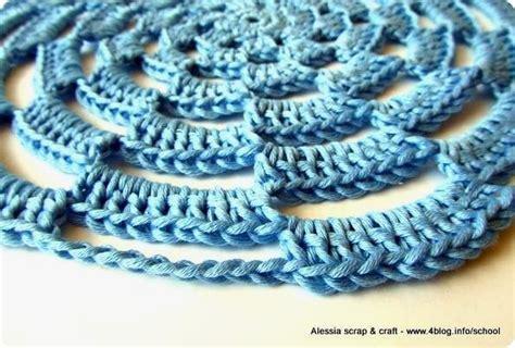 crochet mandala doily images  pinterest